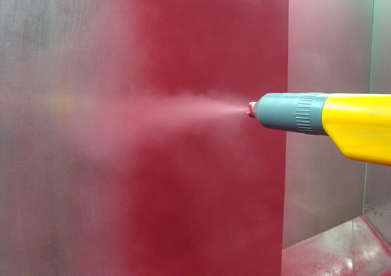 professional powder coating in coventry
